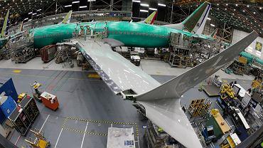 Boeing. Samolot 737 Max 8.