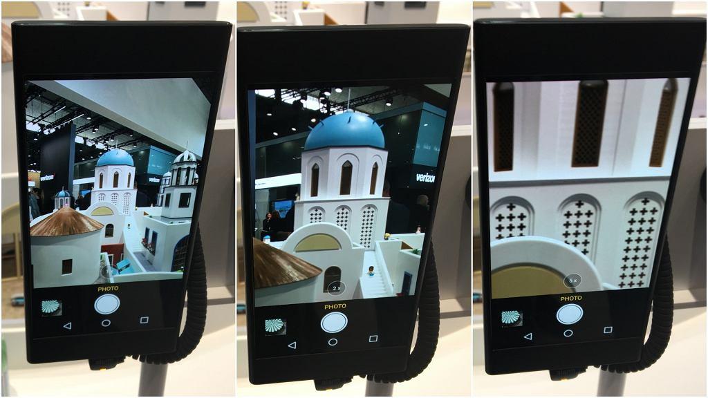 Oppo - prototyp smartfona z 5-krotnym bezstratnym zoomem