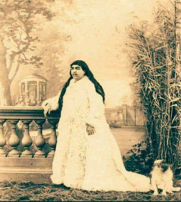 księżniczka Zahra Khanom Tadj es-Saltaneh