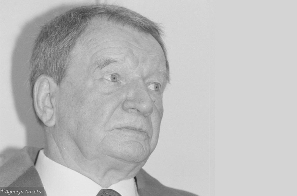 Marian Cebulski nie żyje