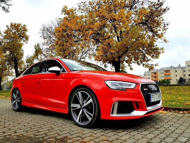 Audi RS3 Limousine
