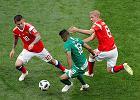 Mistrzostwa świata w piłce nożnej 2018. Wpadka z koszulką Saudyjczyka