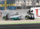 F1. GP Niemiec. Lewis Hamilton może wystartować z alei serwisowej