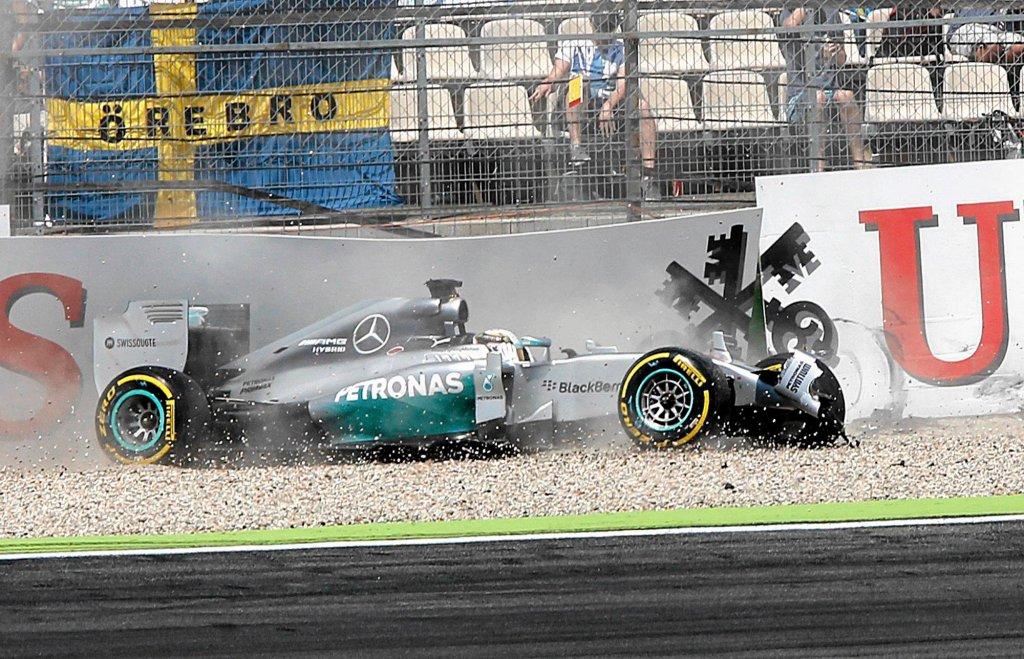Wypadek Hamiltona