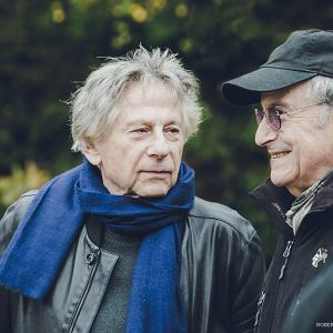 Roman Polański i Ryszard Horowitz w Krakowie