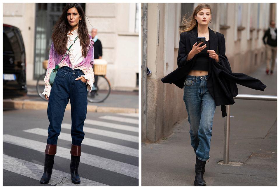 jeansy damskie wiosna
