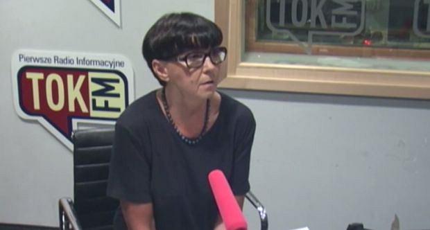 Barbara Piwnik w TOK FM
