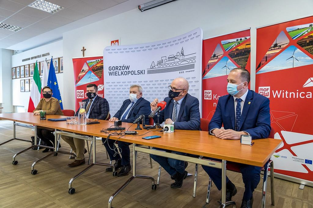 Gorzowski Miejski Obszar Funkcjonalny (MOF) poszerzył się o dwie kolejne gminy - Kostrzyn nad Odrą i Witnicę