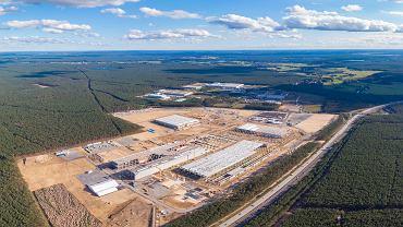 Tesla buduję fabrykę w Niemczech
