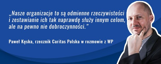Zarzut wobec Owsiaka