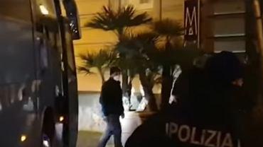 Kibice Napoli grozili piłkarzom