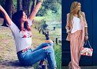 Spodnie na lato: wzorzyste w stylu Rozenek czy niebanalne jeansy Krupińskiej? Mamy hity tego sezonu!