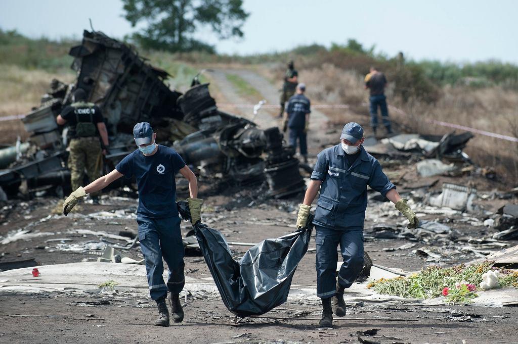 Zestrzelenie MH17 Malaysia Airlines