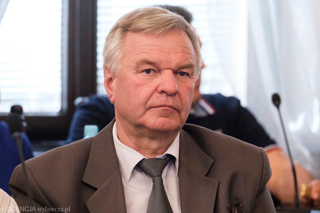 Edward Słupek, kandydat PSL