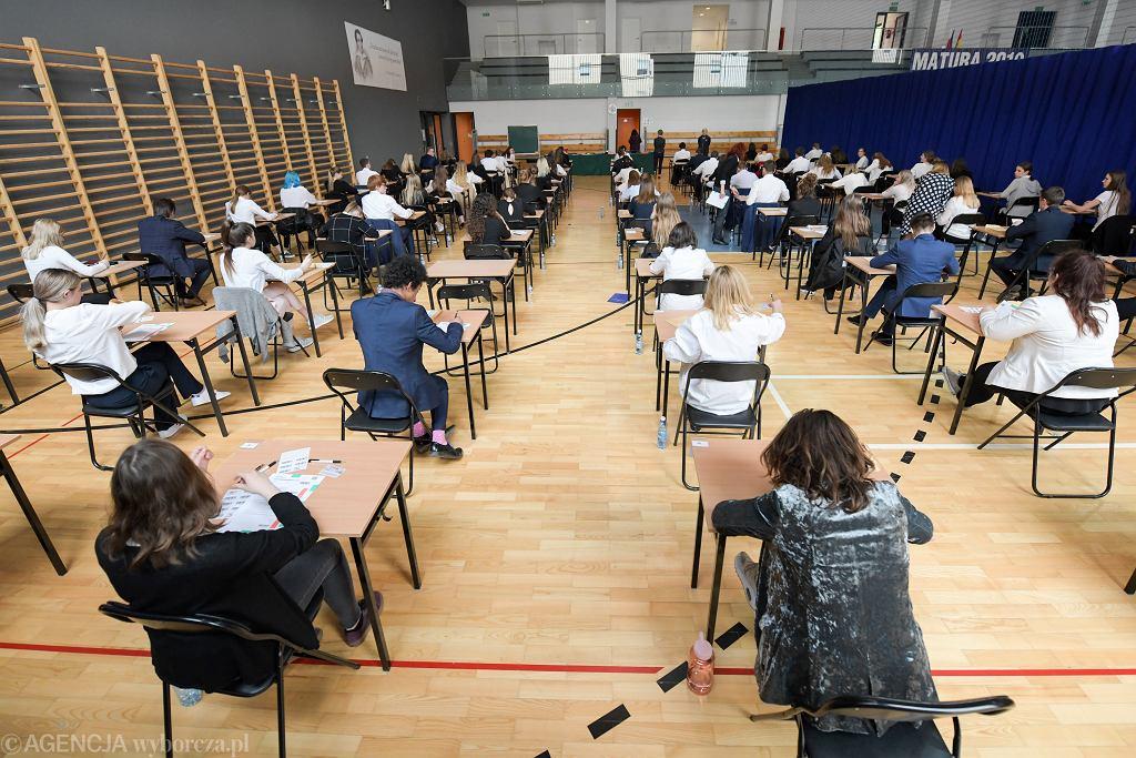 Matury i egzamin ósmoklasisty