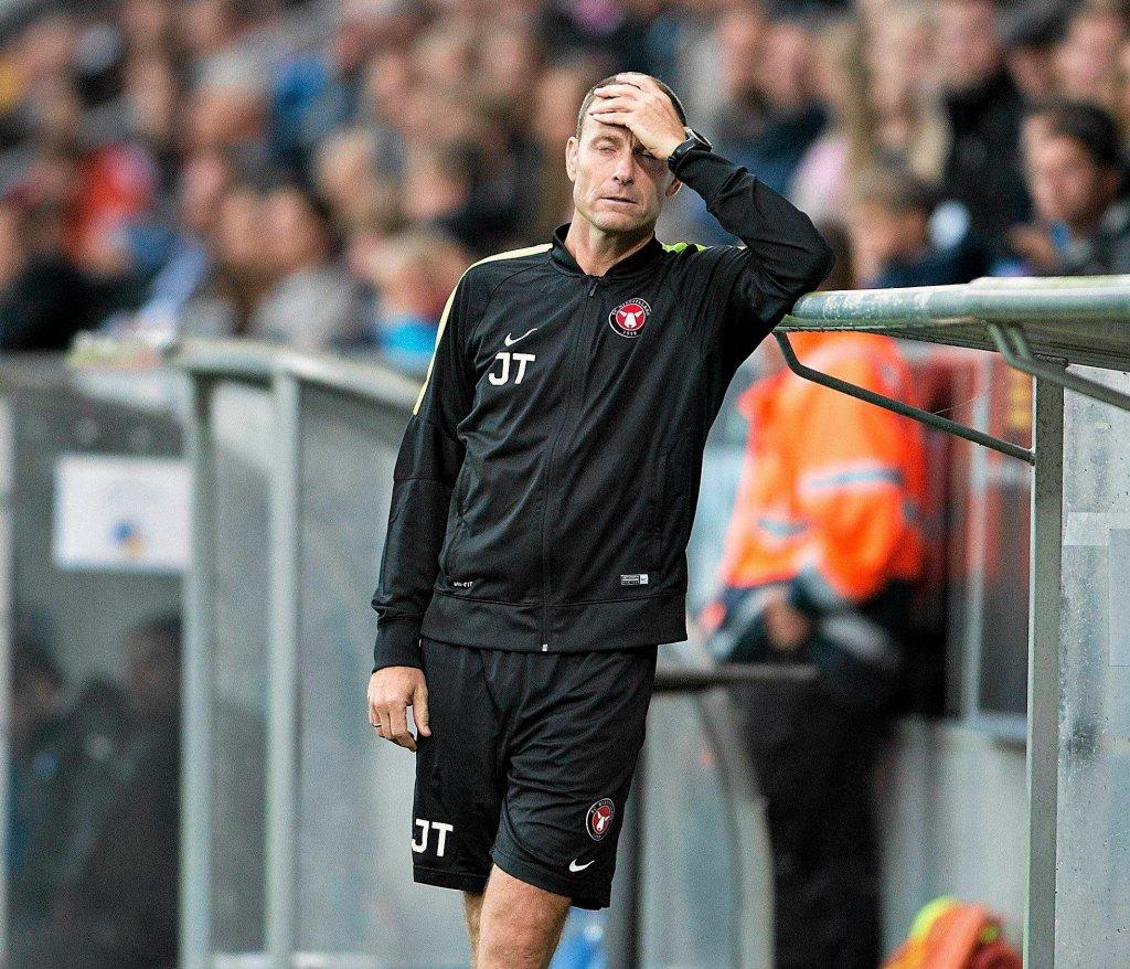 Jess Thorup (FC Midtjylland)