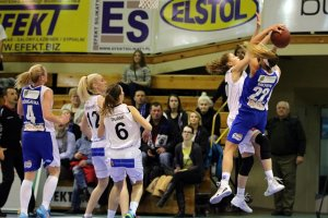 Koszykówka - Tauron Basket Liga Kobiet. MUKS Poznań się poddał