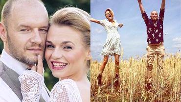 Emilia Komarnicka-Klynstra i Redbad Klynstra-Komarnicki