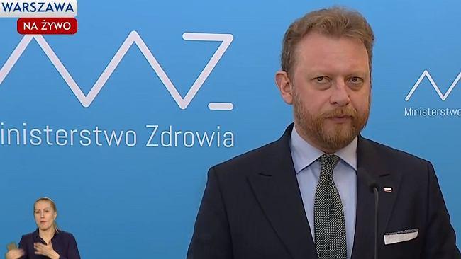 Szumowski: Jestem przekonany, że na koniec tygodnia dojdziemy do liczby kilku tysięcy zakażonych