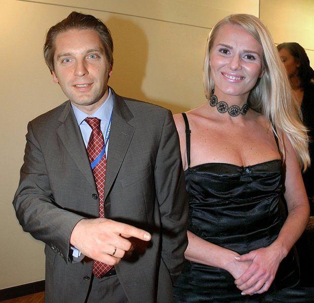 Tomasz i Hanna Lisowie