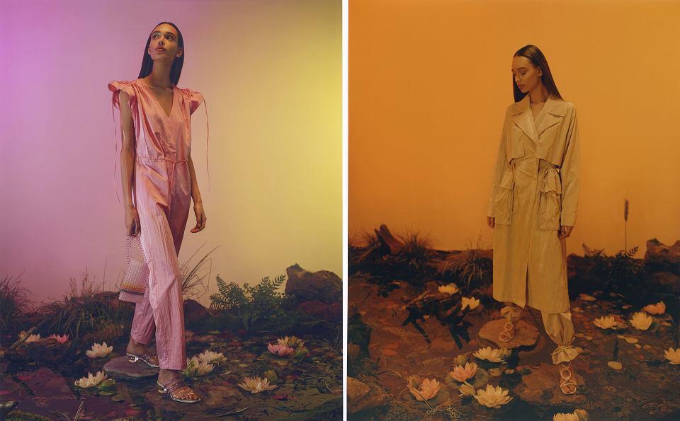 Ubrania z kolekcji Re.Design