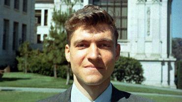 Młody Ted Kaczynski. Zdjęcie wykonane w 1968 roku na uniwersytecie w Berkeley