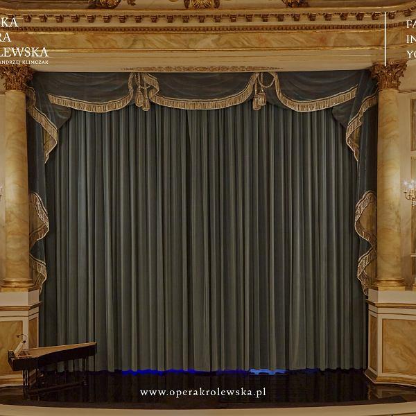 #ZostańwDomu z Polską Operą Królewską