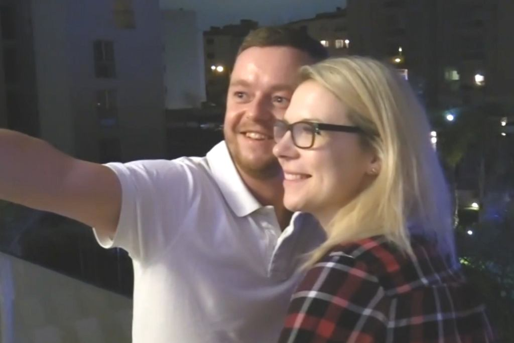 Joanna i Adam 'Ślub od pierwszego wejrzenia'