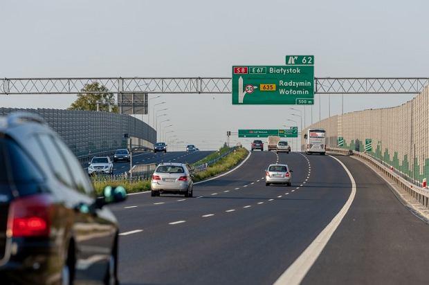Droga ekspresowa S8 w Markach