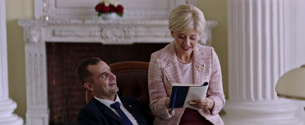 'Ucho Prezesa', odc. 28. 'Kochajmy się'