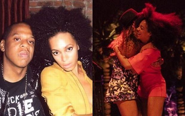 Solange Knowles, Beyonce i Jay Z