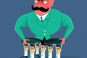 Mobbing w pracy: jak nie dać sobą pomiatać