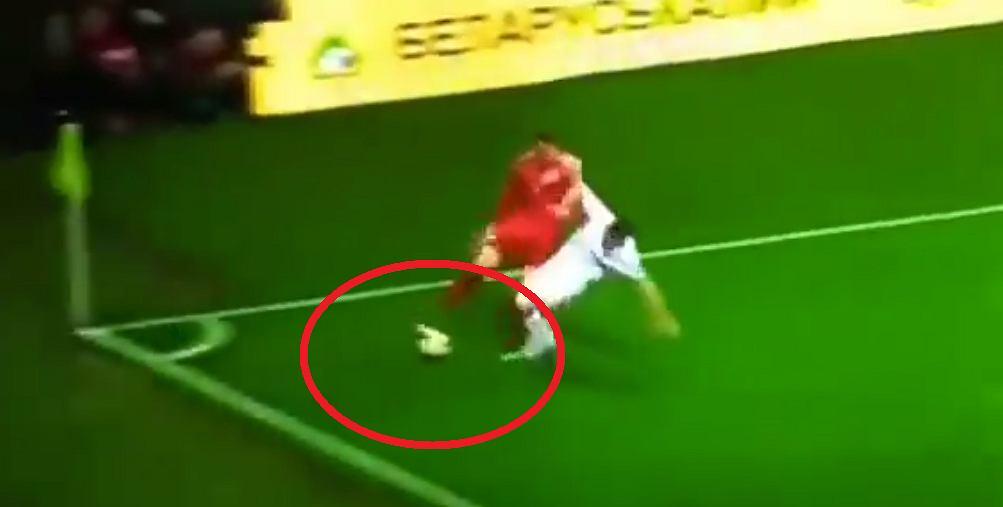 Manuel Neuer ośmieszył rywala