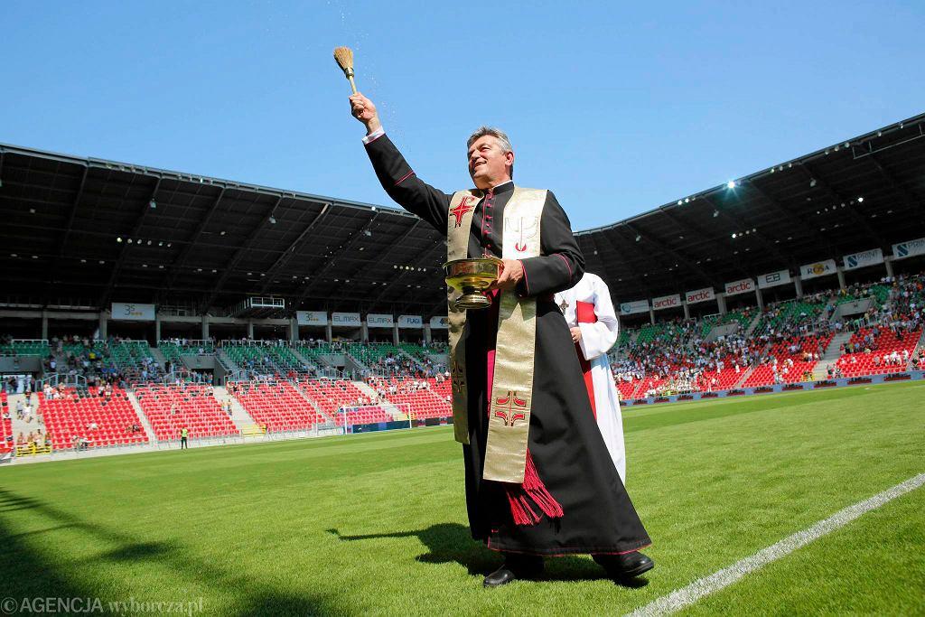 W lipcu 2015 r. otwarto stadion w Tychach.