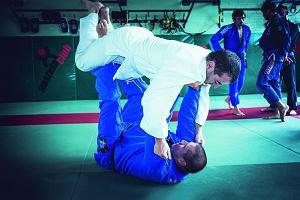 Kulaj się! Rzecz o brazylijskim jiu-jitsu