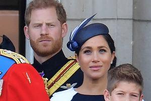 Meghan Markle rozpłakała się na urodzinach królowej? Wszystko przez księcia Harry'ego [WIDEO]