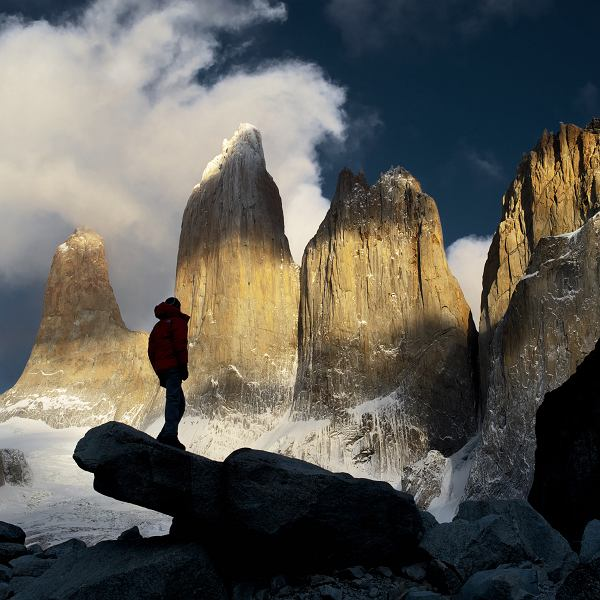 Piękno Chile - na zdjęciu Patagonia