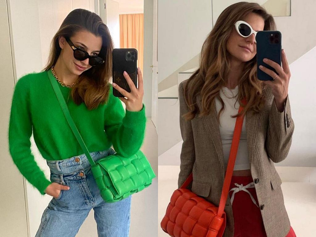 Julia Wieniawa i Anna Lewandowska mają te same torebki