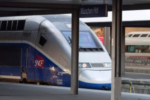 Niemieckie lokomotywy poprowadzi Bundeswehra