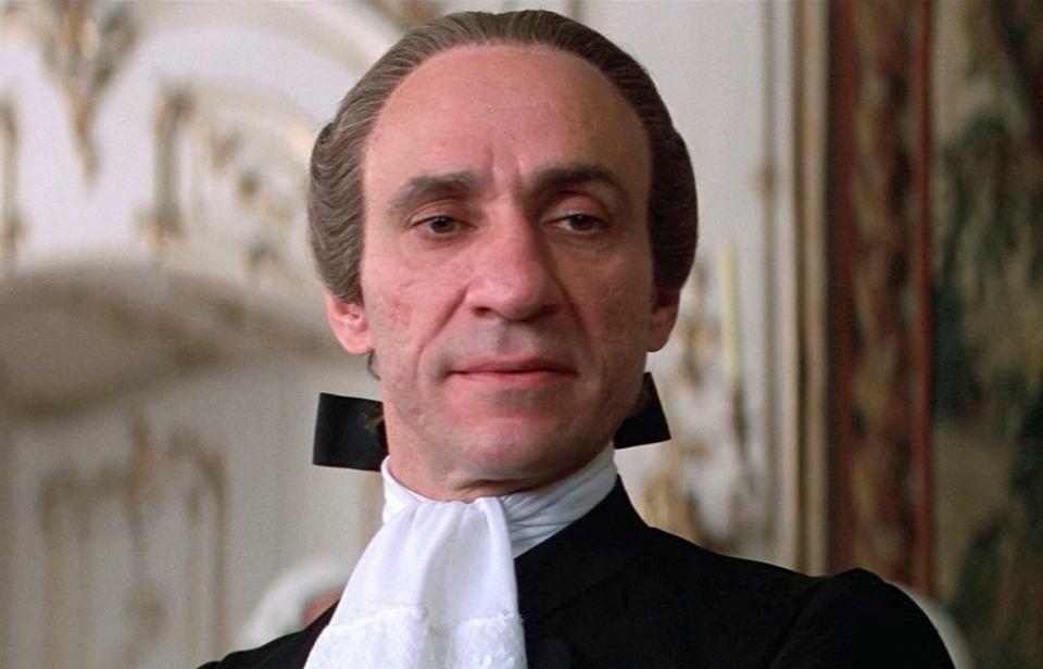 Antonio Salieri z filmu pt. Amadeusz