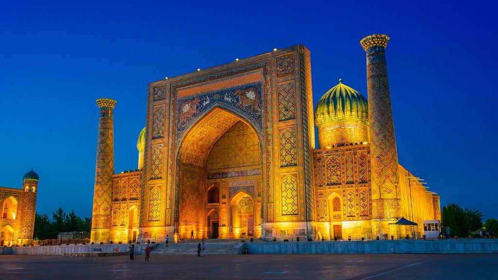 Samarkanda - niezwykłe miejsce, o którym zapomniał świat