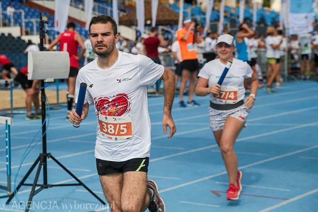 Zdjęcie numer 59 w galerii - PKO Bieg Charytatywny. Na Zawiszy pomagali biegając [ZDJĘCIA]