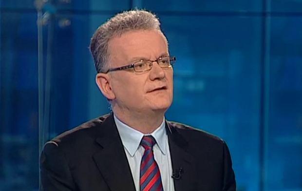 Dr Grzegorz Kostrzewa-Zorbas, fot. TVN24