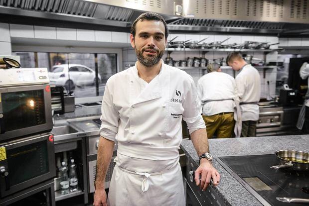 randki szefa kuchni