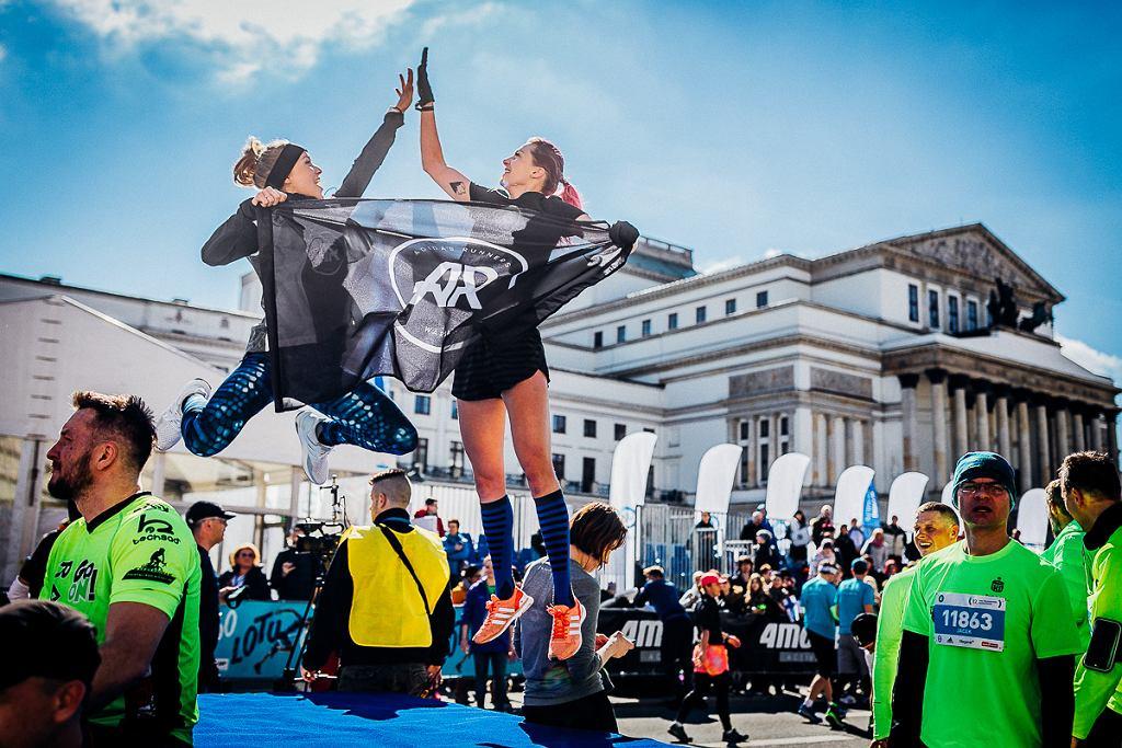 Julita Kotecka i Martyna Wiśniewska, trenerki Girls Workout