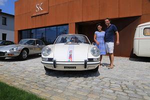 Wyjątkowa wyprawa Porsche 911 - dookoła świata w niemal 50-letnim Porsche