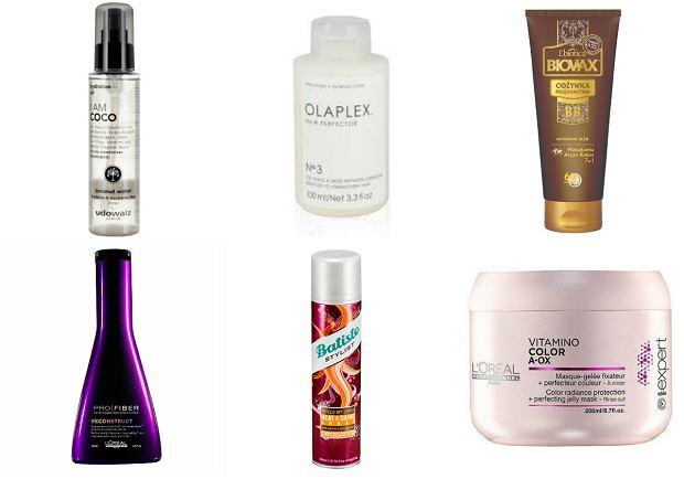 Kosmetyki do pielęgnacji włosów blond