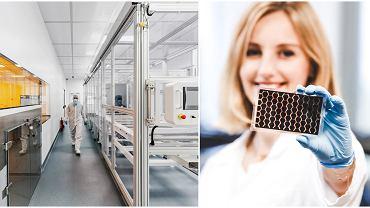We Wrocławiu powstała fabryka innowacyjnych ogniw fotowoltaicznych na bazie perowskitu