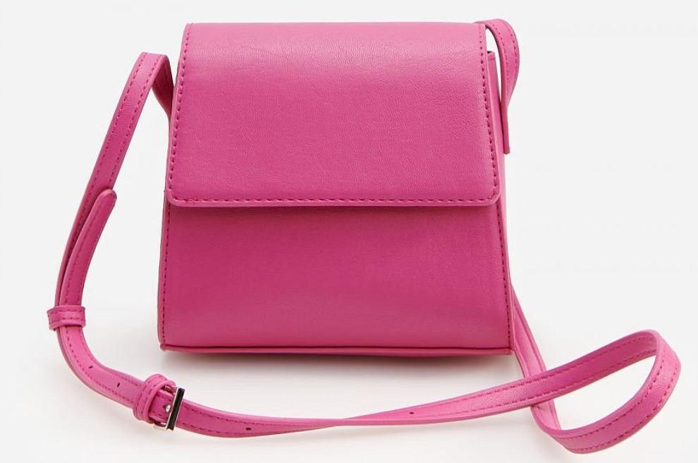 torebka różowa