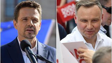 Wybory 2020. Ponad 95 proc. głosów oddano na Andrzeja Dudę w jednej z komisji we Wrocławiu. Rekord Rafała Trzaskowskiego to 59,2 proc.